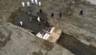 Nueva York: víctimas de covid-19 van a campo común