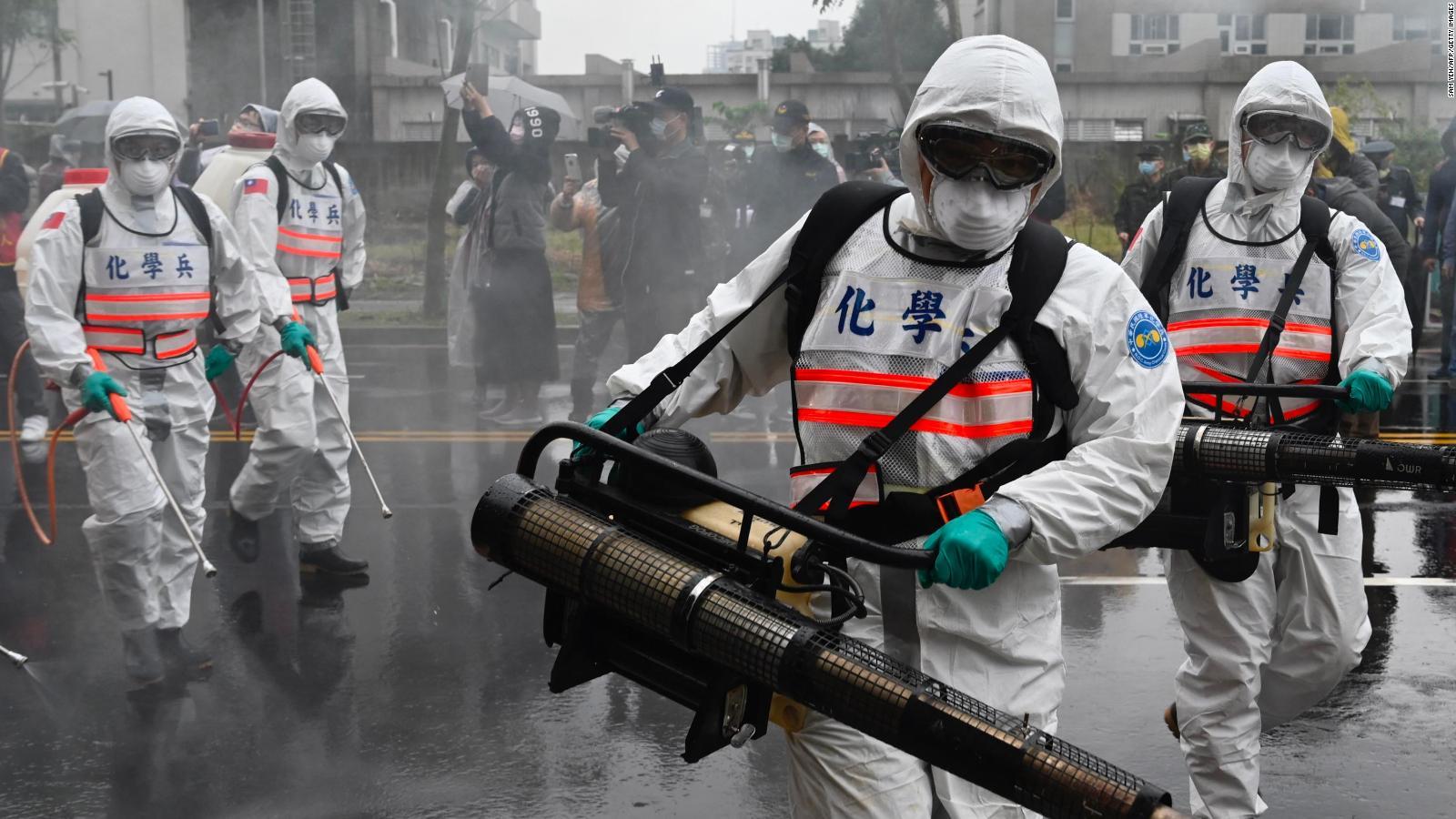 Línea de tiempo: Así reaccionó China al coronavirus