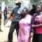 Kenya entrega brandy para luchar contra el covid-19