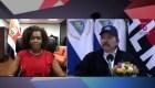 Primera vicepresidenta aclara situación de migración en frontera con Nicaragua