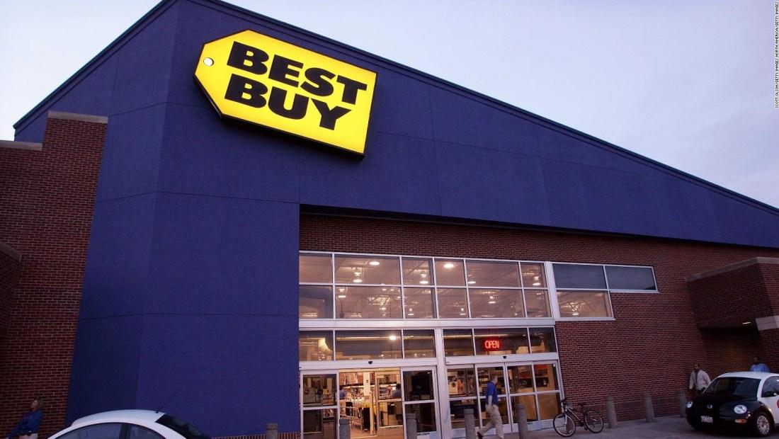Best Buy anuncia despidos temporales