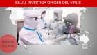 EE.UU. investiga si el coronavirus fue creado en China