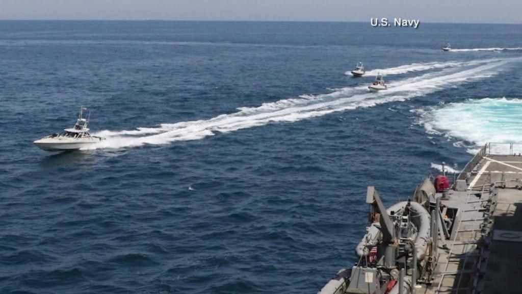 La tensión entre EE.UU. e Irán llega a su punto máximo