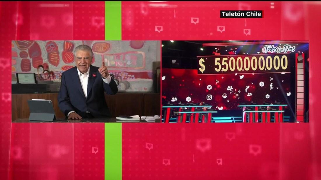 Don Francisco habló sobre el primer Teletón virtual