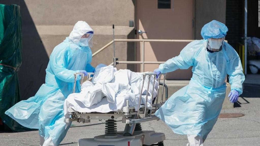 ¿Se puede contraer coronavirus de un cadáver?