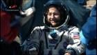 Luego de 200 días en el espacio, tres astronautas vuelven a casa