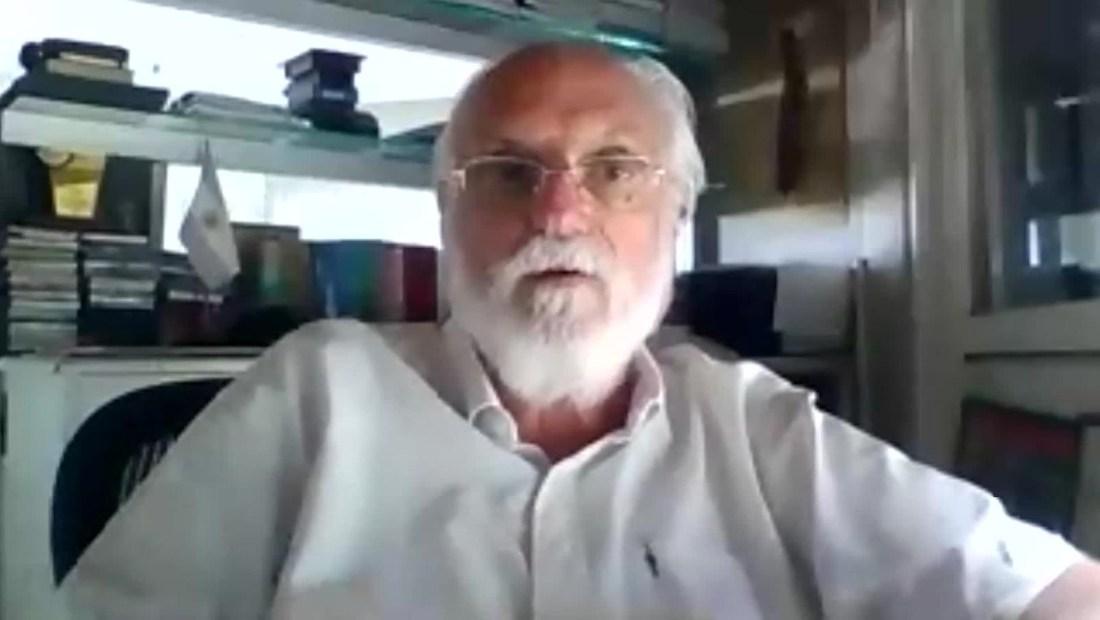"""Argentina: De Pablo explica el """"impuesto Patria"""""""
