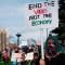 Cómo influye la política estadounidense en las protestas