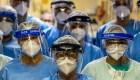 18.000 beneficiarios del TPS combaten el covid-19 en EE.UU.