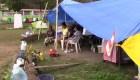 Puertorriqueños afectados por sismo temen por covid-19