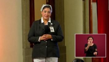 México: Jefa de enfermería alza la voz por todo el personal