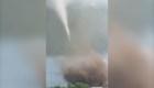 Video muestra de cerca a tornado en Oklahoma