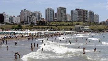 Las playas argentinas, en riesgo por el cambio climático