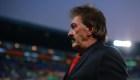 Ricardo La Volpe se retira como director técnico de fútbol