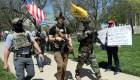 Cardona advierte sobre el peligro de protestas en EE.UU.