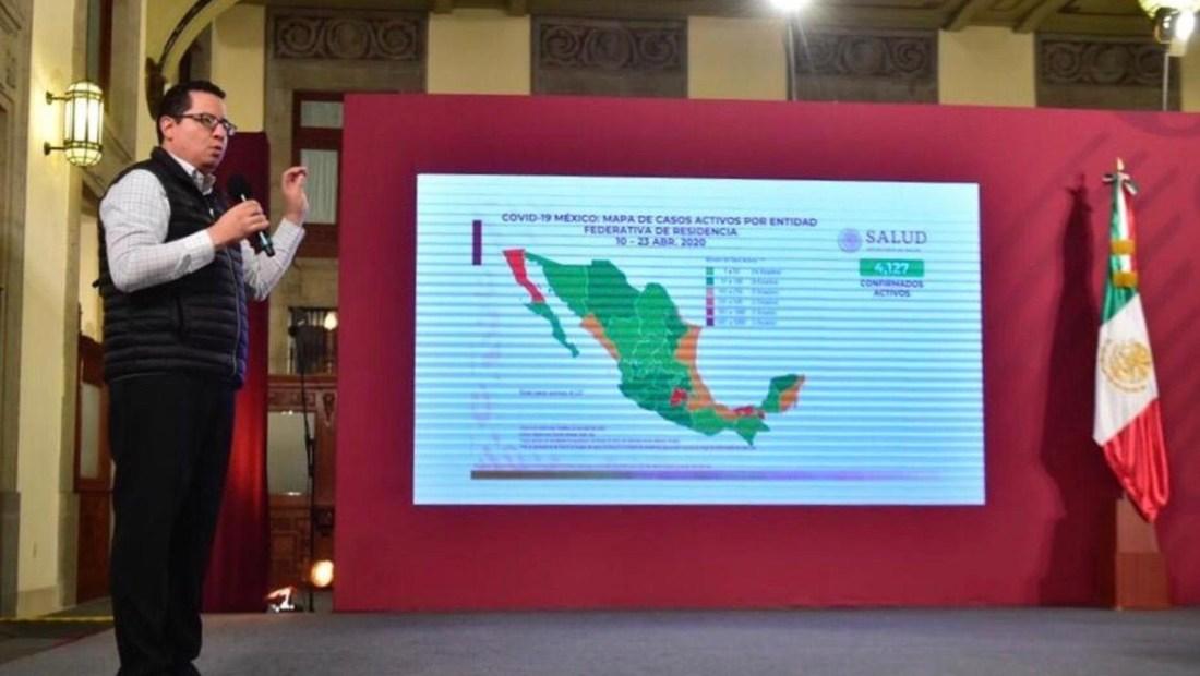 Los estados de México que mejor aplican el confinamiento