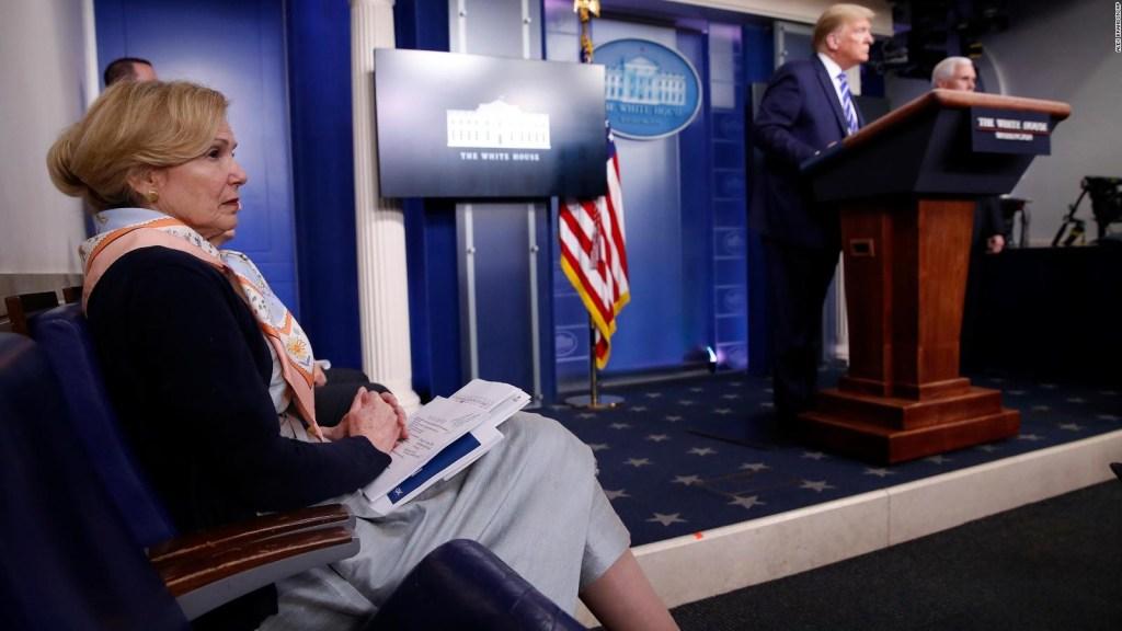 Dr. Huerta: Lamentable que Trump haga estas afirmaciones