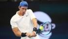 La lección del tenista Nicolás Jarry tras su sanción