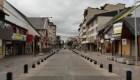 El turismo en Bariloche está en pausa por la pandemia