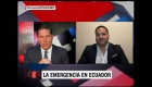 Los ecuatorianos varados en Miami