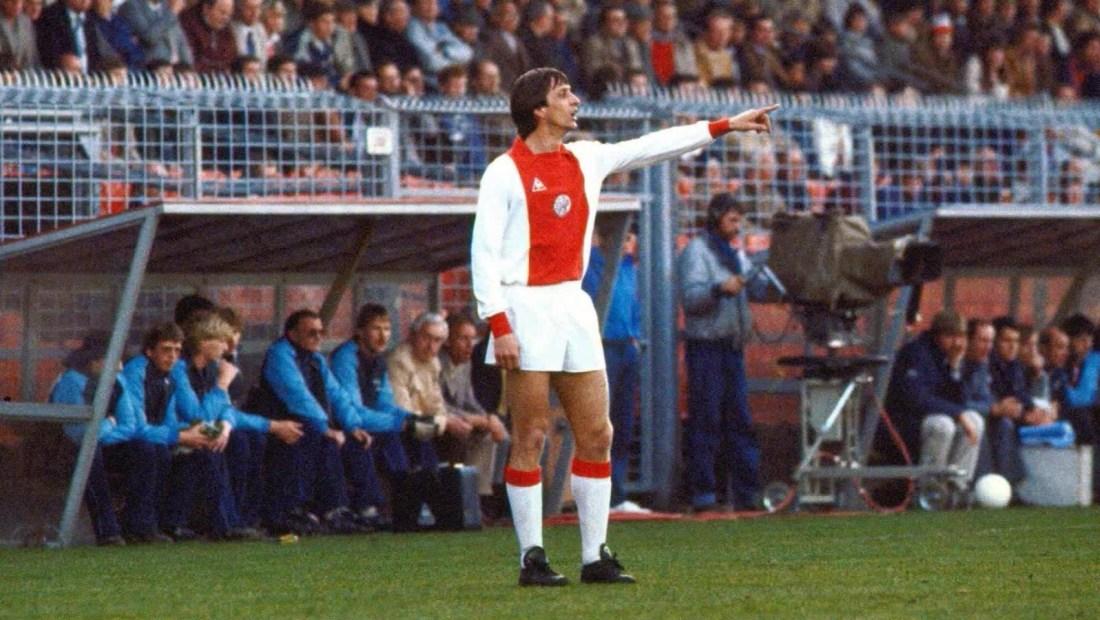 El recuerdo del gran Johan Cruyff