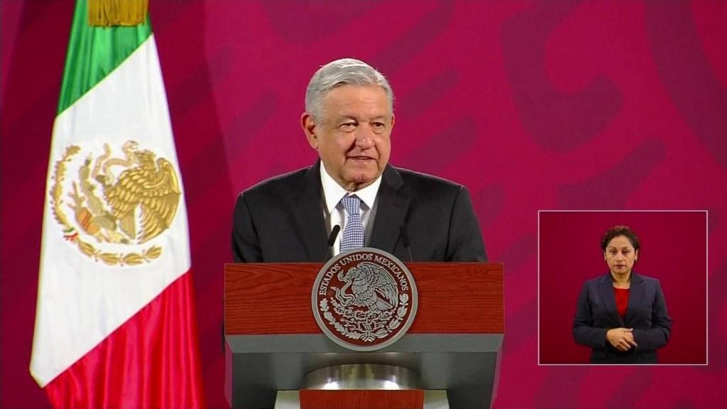 AMLO: En México estamos domando la pandemia