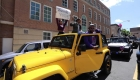 Caravana de Jeep agradece a trabajadores de la salud