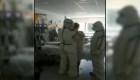 Paciente con covid-19 pudo bailar tras estar en la uci