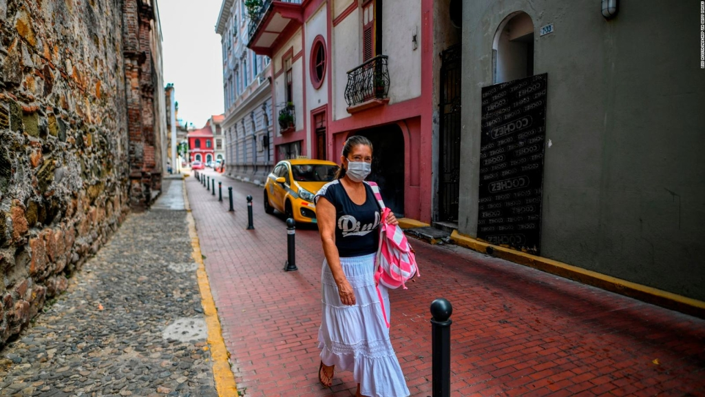 Panamá se prepara para reanudar sus actividades