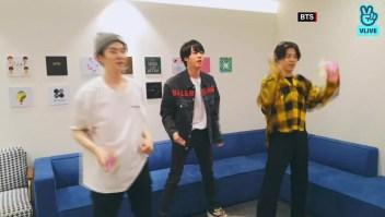 "BTS baila al ritmo de ""Con Calma"" de Daddy Yankee"