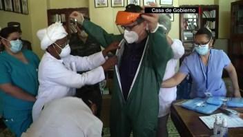 Esto relatan médicos hondureños que luchan contra el covid-19