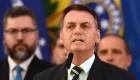 Abren investigación contra Bolsonaro
