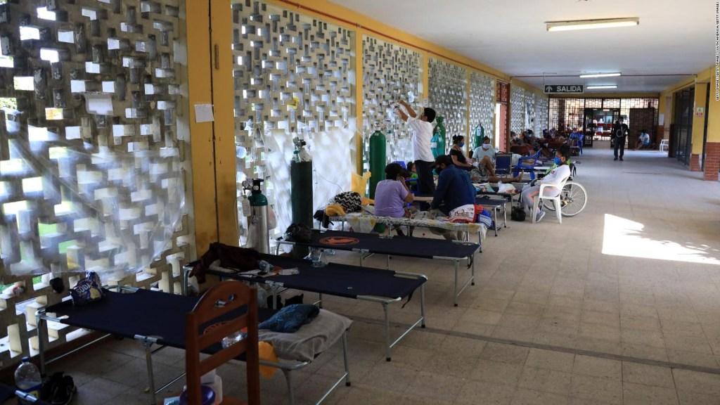 Perú, al límite de su capacidad de respuesta ante el covid-19