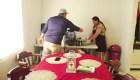 Hispanos en Nueva Orleans se reinventan por el covid-19