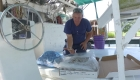 El coronavirus afecta la industria de los mariscos