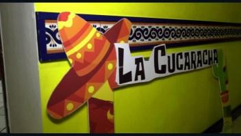 Restaurante mexicano se suma a protesta en Italia