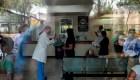 México: hospitales luchan para atender covid-19