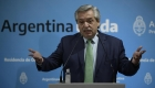 Covid-19: presidente de Argentina a favor de otorgar prisión domiciliaria