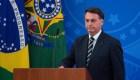 """Bolsonaro dice que """"no hace milagros"""""""