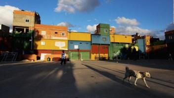 El barrio del papa,golpeado por el covid-19 y el dengue