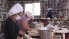 Alta demanda de comedores comunitarios en Argentina