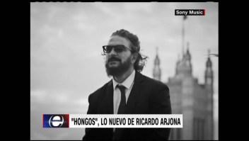 """""""Hongos"""" y """"El hechizo"""", lo nuevo de Arjona y Abel Pintos"""
