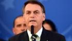 La polémica declaración de Bolsonaro sobre las víctimas de covid-19