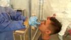 Así realizan pruebas de coronavirus en México