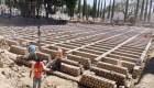 Preparan fosas en México para muertos por covid-19