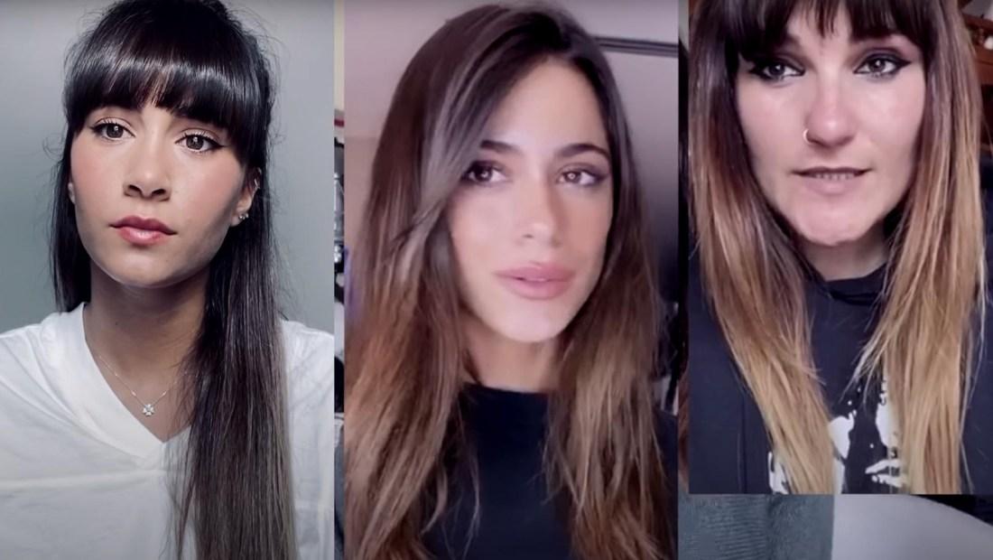 """India Martínez, Fonsi, Tini, Yatra y Bisbal le dicen """"No"""" a la violencia de género"""