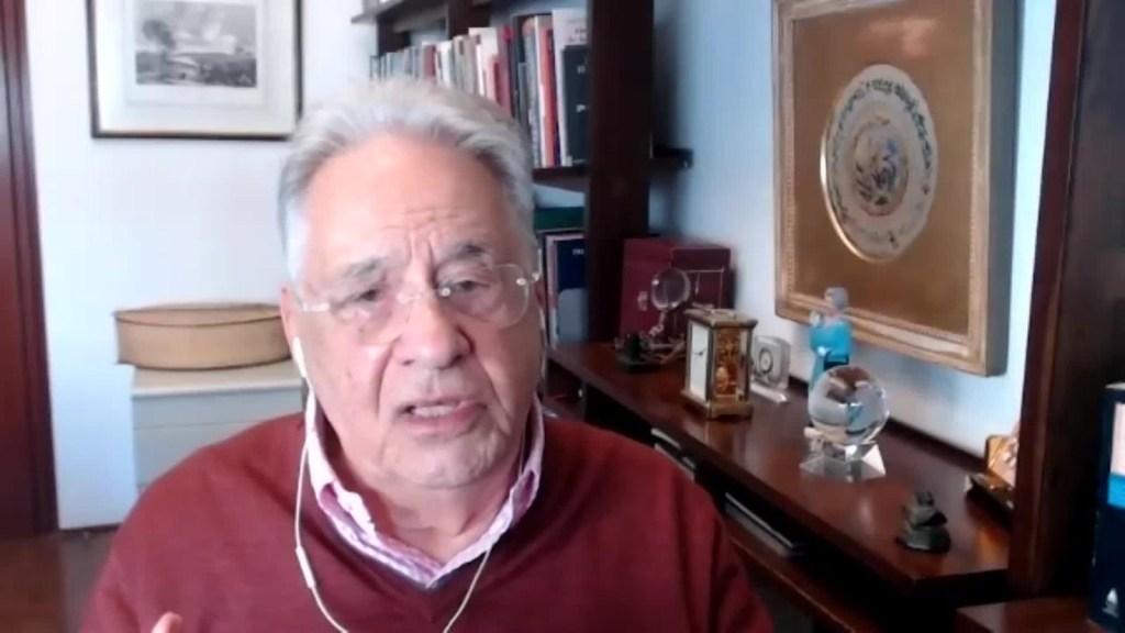 Cardoso sobre la decisión de Argentina y Mercosur