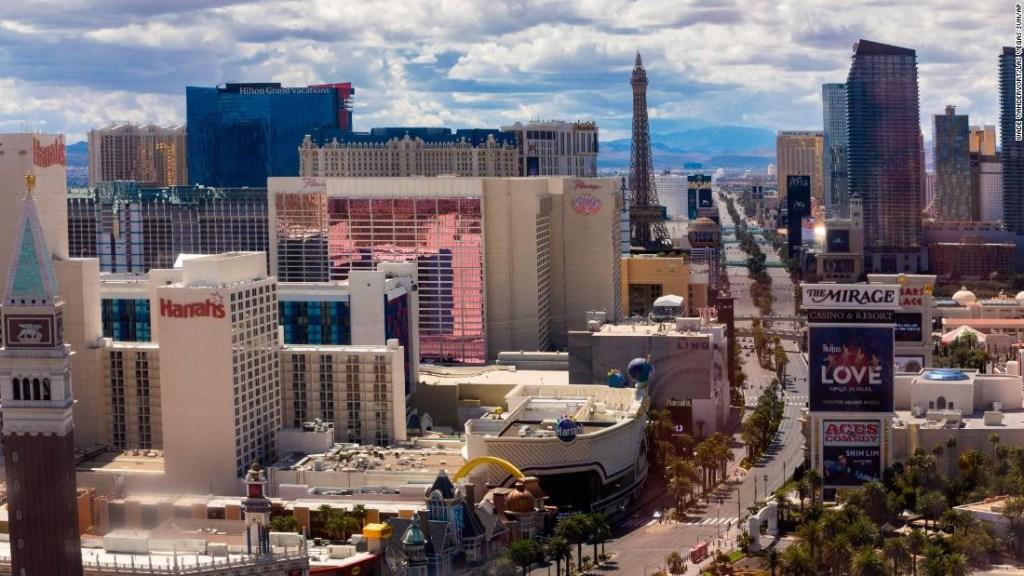 Los casinos de Las Vegas no volverán a abrir pronto