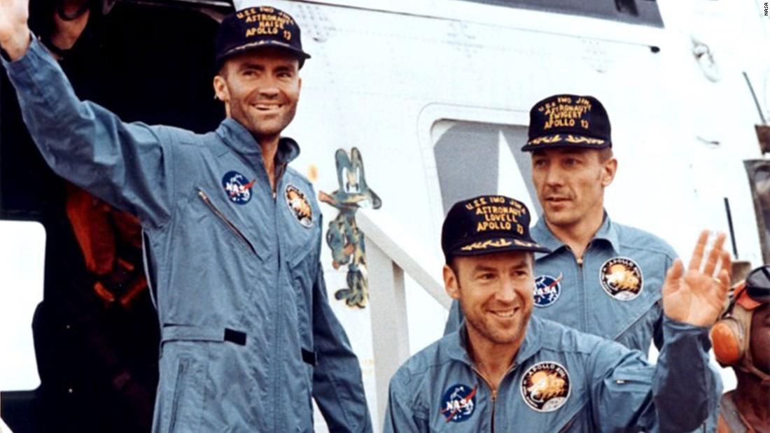 Experimenta la misión Apolo 13 en tiempo real durante su 50 aniversario