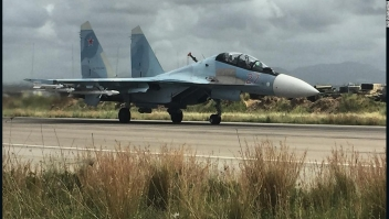 Rusia intercepta aviones de la Marina estadounidense sobre el mar Mediterráneo